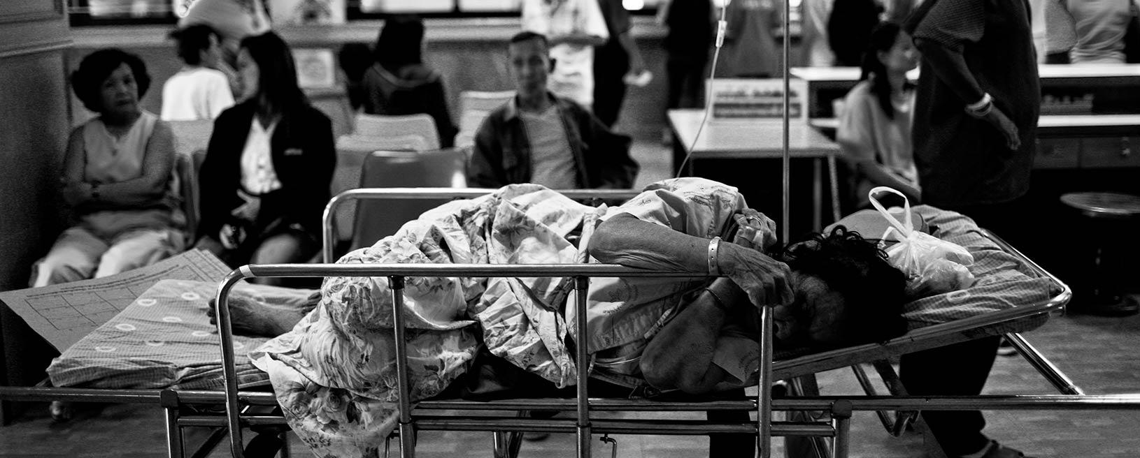 Triage Hospitalario para Mortales