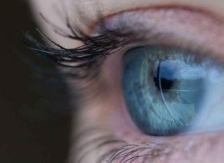 Quemadura ocular