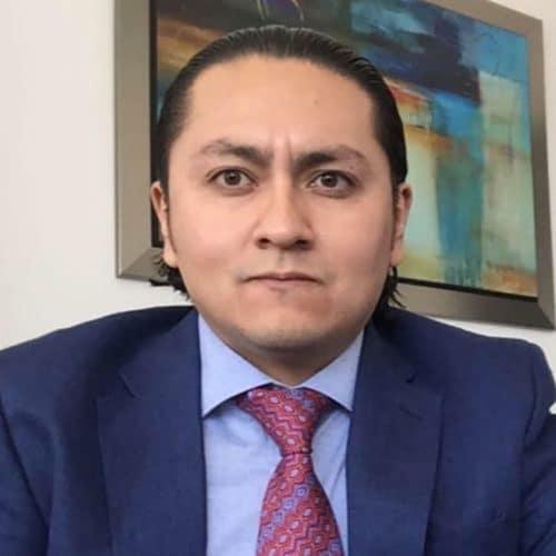 Dr. Braulio Aarón Crisanto Campos